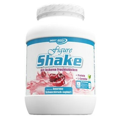 Best Body Nutrition Figure Shake with Delicious Pieces of (35,99EUR/1000 G)