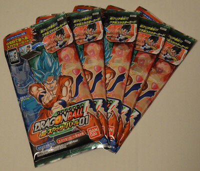 Dragon Ball Super Scouter Battle・Part 1 DBS01 [5 Packs] DBZ