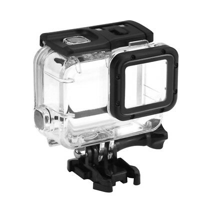 45m Waterproof Housing Case for GoPro Hero 5 6 with Glass Lens Cap Diving Scuba