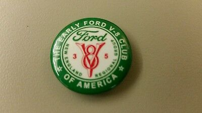 Early Ford V-8 Club of America Pin New England Regional Group