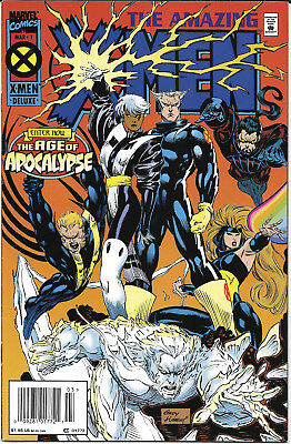 1995 The Amazing X-Men #1 The Age Of Apocalypse Marvel Comics
