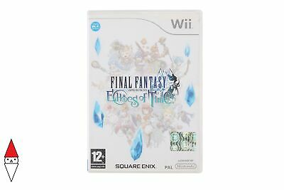 Videogioco Usato Nintendo Wii Final Fantasy Crystal Chronicles Echoes Of Time