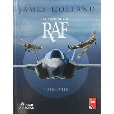 RAF 100 - The Story of the RAF 1918-2018 (Hardback), New Arrivals, Brand New
