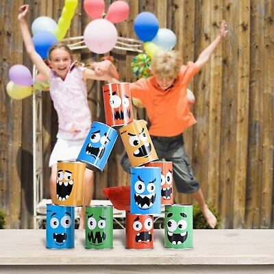 ibasetoy dosenwerfen spiele f r drau en kindergeburtstag kinderparty spiele eur 28 74. Black Bedroom Furniture Sets. Home Design Ideas