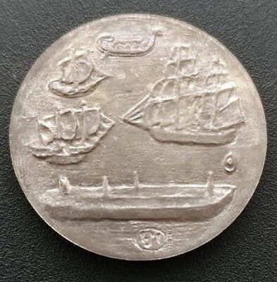 Norway Silver Silver Medal 900th Anniversary Bergen 1970