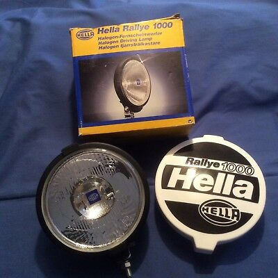 Hella Rallye 1000 Halogen Driving Lamp