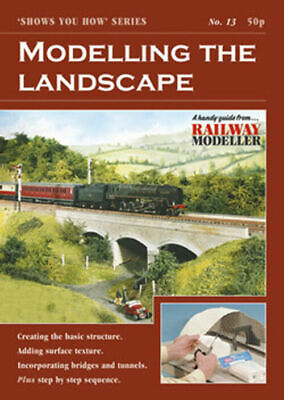 Peco No 13 Modelling the Landscape Model Railway Booklet SYH13