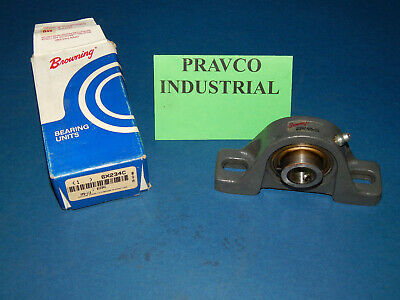 "Browning 6X234C Pillow Block Bearing 3/4"" (.75"") Shaft Diameter"