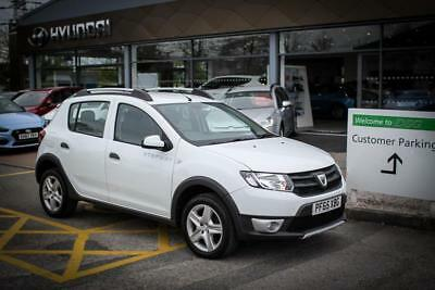 2016 65 DACIA SANDERO STEPWAY 1.5 dCi Ambiance 5dr in G
