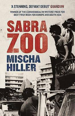 Sabra Zoo, Mischa Hiller, New Book