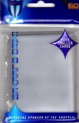 Max Protection Card Protection Neo Sleeves - Alpha Mini Clear (60) MINT