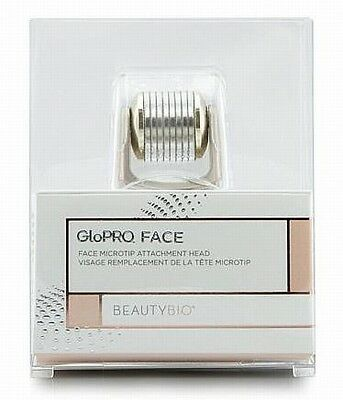 Beauty Bioscience GloPro Face Microtip Attachment Head Champagne NEW