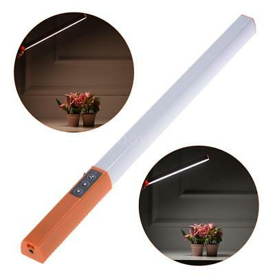 Portable Handheld LED Video Ice Light Photography Lamp Stick w/ Remote Control