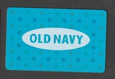 Old Navy Gift Card (Old Navy) - No Value.