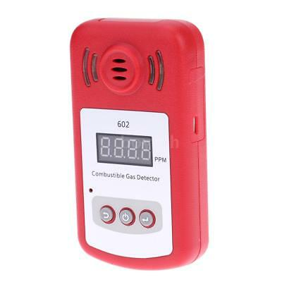Portable Mini Combustible Gas Detector Gas Leak Tester with Sound and Light J8R4