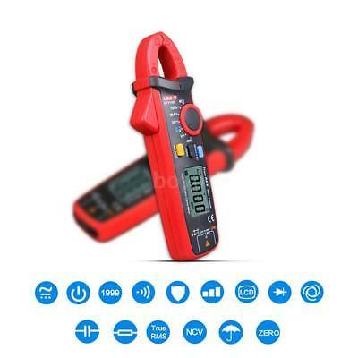UNI-T UT210E True RMS AC/DC Current LCD Diaplay Digital Clamp Meter A7I3