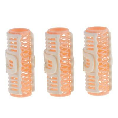 3Pcs/Set Pro DIY Hair Styling Curler/Hair Clamp Curlers/Salon Hairstyle Tool