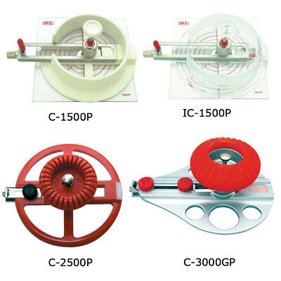 NT Cutter Circle Cutter C-1500P / IC-1500P / C-2500P / C-3000GP leather craft