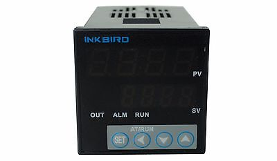 Inkbird ITC-106VH Digital PIDTemperature Controller Thermostat heater cooler F°