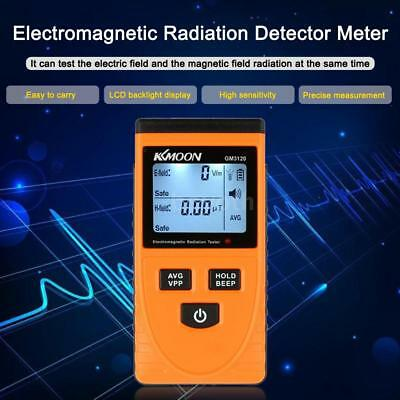 New Digital Electromagnet Radiation Detector Meter Dosimeter Test Counter S5D3