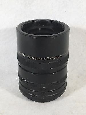 Vivitar Automatic Extension Tube AT-1 36mm 20mm 12mm Pentax Screw Mount M42