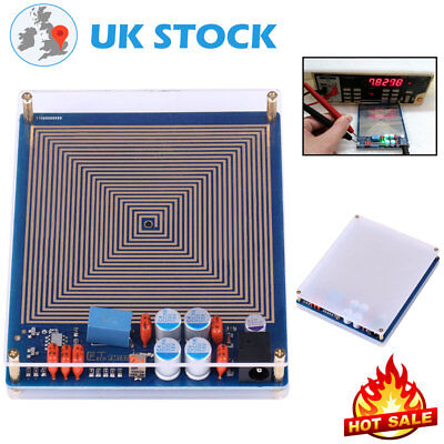 7.83hz Ultra-low Frequency Pulse Generator Schumann Wave DC 12V 0.5A UK STOCK