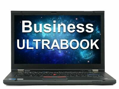 Lenovo Thinkpad T420s 1600x900 i5 2.Gen 2,5 LED 4GB RAM 320GB USB 3.0 Windows 7