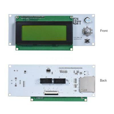 LCD 2004 Smart Display Controller Model With Adapter & Cables for Ramps1.4 Z5Q0