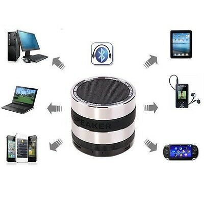 Bluetooth Wireless Speaker Portable Super Bass For Smartphone Tablet MP3 Kit New