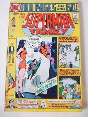 Jimmy Olsen Presents The Superman Family Issue # 169. Mar 1975. Dc 100 Page. Vf+