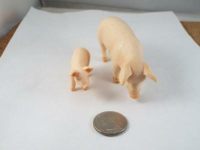 Pig And Baby Piglet By Schleich