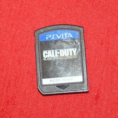 Call Of Duty: Black Ops Declassified PlayStation Vita Very PS Vita Game Only