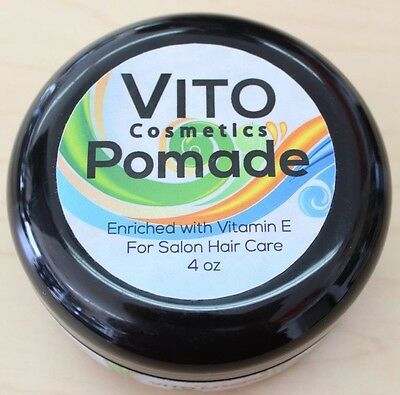 5pcs Vito Pomade Professional Hair Styling Wax Non Hold Great For Salon Barber