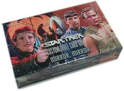 Decipher Star Trek CCG Mirror Mirror Booster Box Box SW