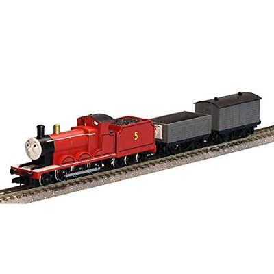 Tomix 93812 Thomas & Friends - James 3 Cars Set N Scale