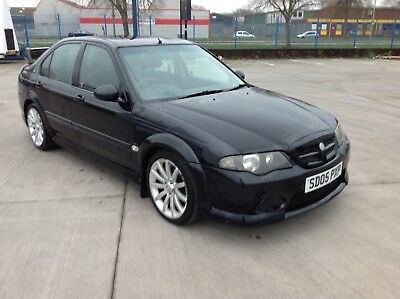 Mg Zs 1.6 facelift saloon with body kit