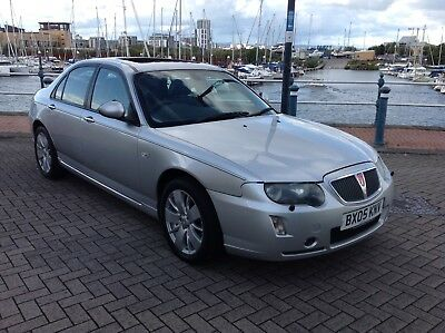 Rover 75 1.8 contemporary se manual with 86400 miles