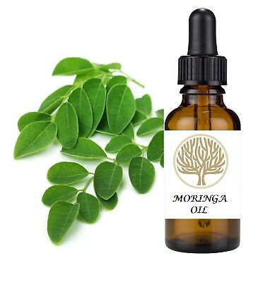 100% NATURAL Moringa Face & Body Oil High in oleic acid and vitamins A & C