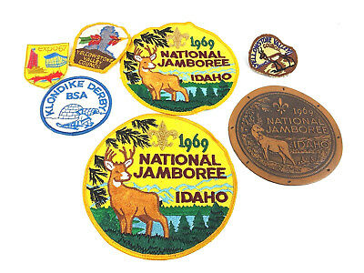 Boy Scouts  Lot of  Vintage Patches