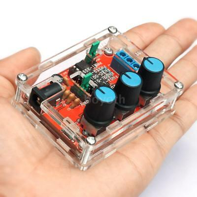 XR2206 Signal Generator Sine/Triangle/Square Wave Frequency Adjustable UK I3D9