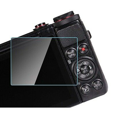 2x 9H Tempered Glass Screen Protector Film For SONY A7 II/ A7R II / RX100 RX200
