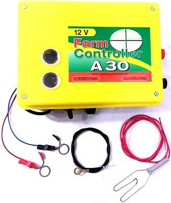 12V Electric Fence A 30 Extra Strong Fence Battery Unit Battery