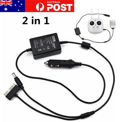 New Car Charger Drone Battery Intelligent Charging For DJI Phantom 4 Pro Pro+