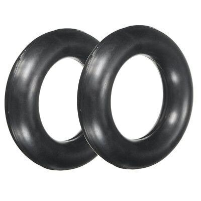 2 X RUBBER RING SML EXHAUST RING RUBBER RUBBER EXHAUST HANGER 55MM OUTER 30MM