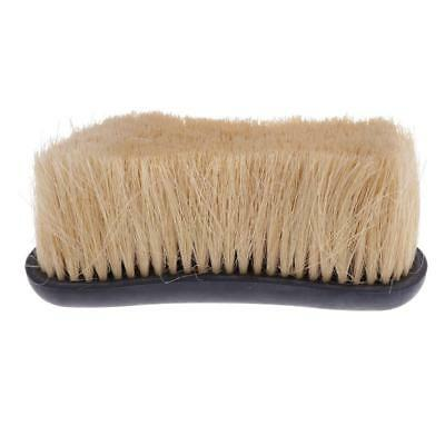 High Quality PP Horse Care Pony Brush Mane Tail Curry Comb Grooming Black