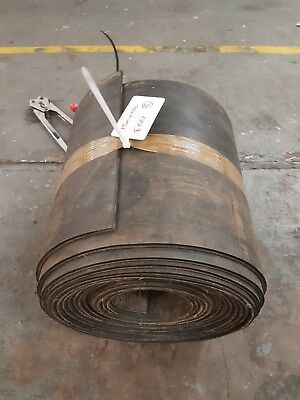 Rubber Conveyor Belt/ Rubber Matting 15m x 420mm (3 ply)