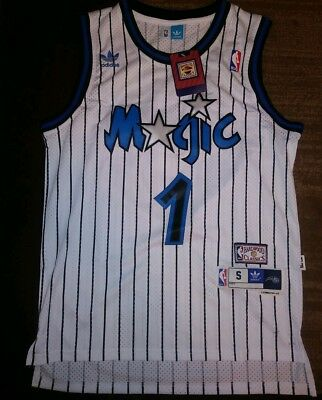 NBA Orlando Magic Tracy McGrady Hardwood Classic Throwback Jersey NBA  PLAYOFFS de1148176
