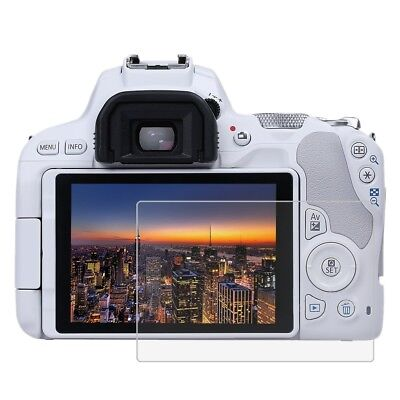 Glass Screen Protector for Canon EOS 200D 2D 9H Tempered Ultra Thin