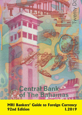 MRI Bankers' Guide to Foreign Currency 92nd edition, released in December 2018