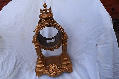antique french  clock case 3